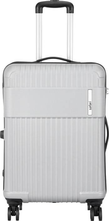 Safari STELE 65 SILVER Check-in Luggage - 25 inch
