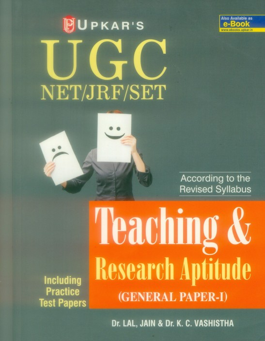 Ugc Net First Paper Book Pdf