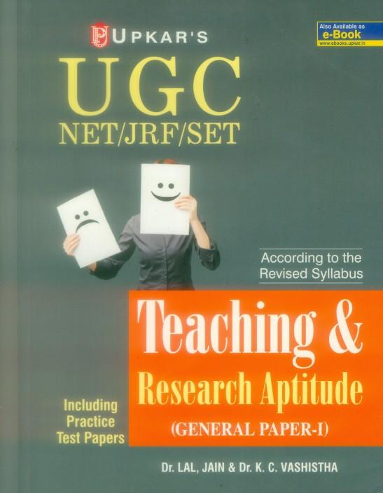 Ugc Net First Paper Book Pdf