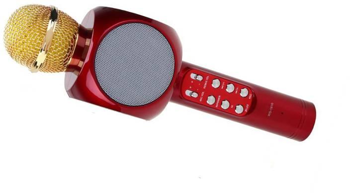 MSEE WS-1816 ROCK SOUND Wireless Handheld Bluetooth Mic with Hi-Fi
