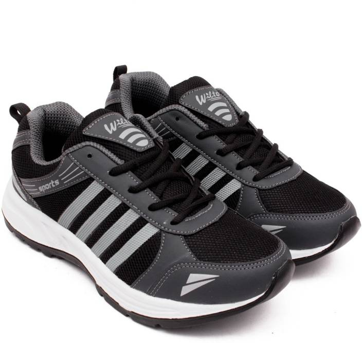74f3bca332efc6 Asian WNDR-13 Black Blue Sports Shoes