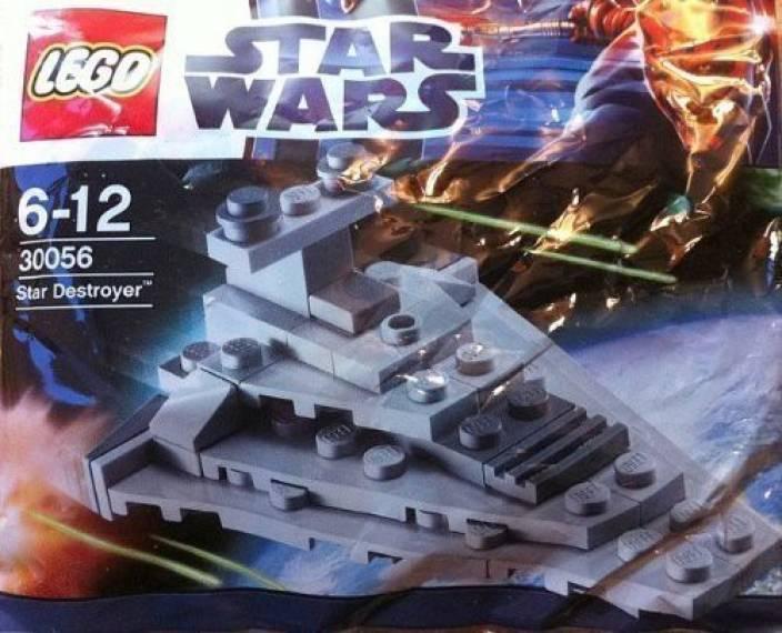Lego Star Wars Mini Building Set # 30056 Star Destroyer