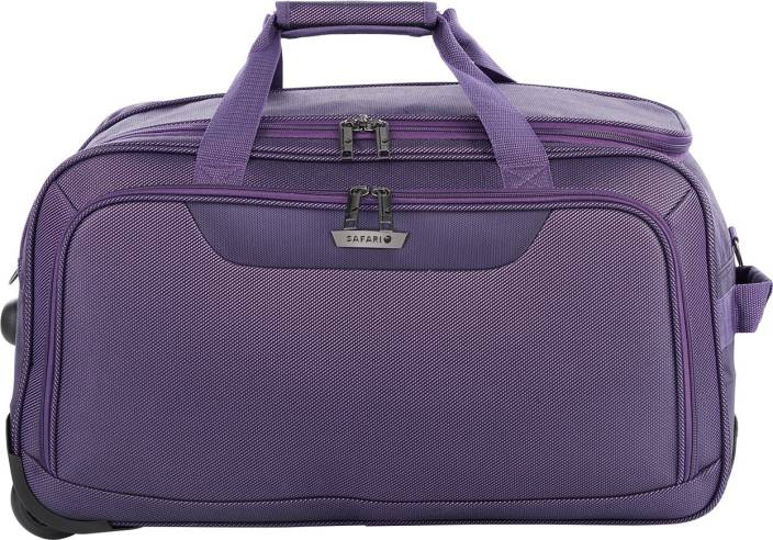 19aa5deb839a Safari ROCKIES-RDFL-65-PURPLE Travel Duffel Bag PURPLE - Price in ...