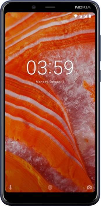 Nokia 3 1 Plus (Blue, 32 GB)