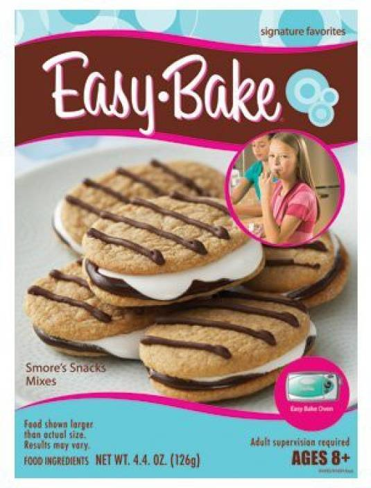 Hasbro Easy Bake Oven S'Mores Snacks Mix - Easy Bake Oven S'Mores