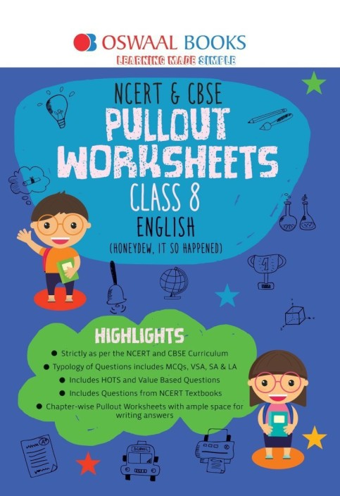 Ncert English Book For Class 8