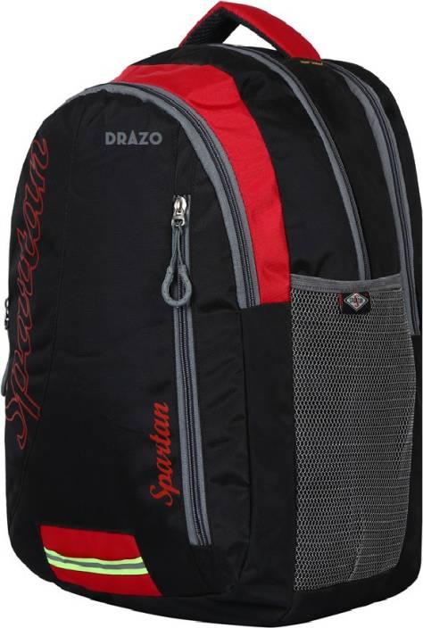 DRAZO -504 Waterproof School Bag
