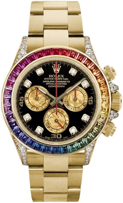 rolex Rolex,rainbow Watch , For Men