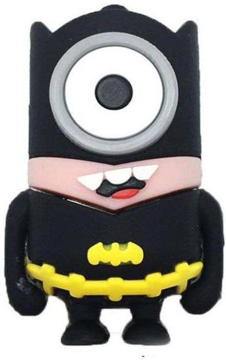 Tobo Super Heros Pen Drive Batman Memory Stick USB Flash Drive Pen Drives (32GB) 32 GB Pen Drive