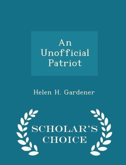 An Unoficial Patriot
