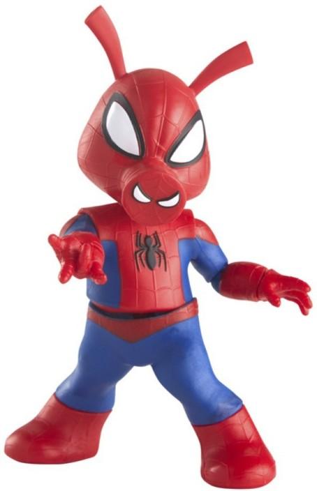 LICENSED Hasbro Marvel Spiderman Tripple Attack Figure Kids Toys 10 inch