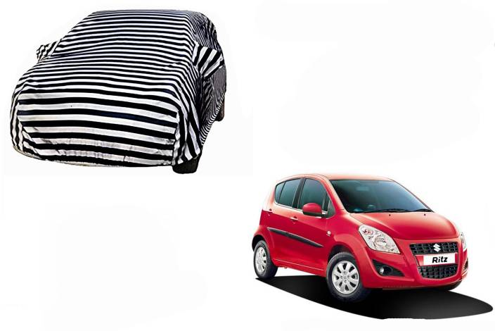 134ee0ff88d ABS AUTO TREND Car Cover For Maruti Suzuki Ritz (With Mirror Pockets ...