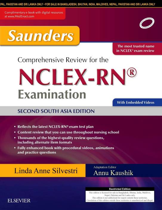 Comprehensive Review for the NCLEX - RN Examination Second Edition