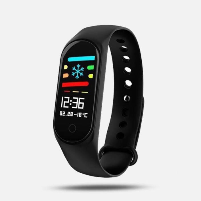 HUBSTAR BEST M3 Band_mi fitness band||Heart rate band||Health  Watch||Calories Tracker Band