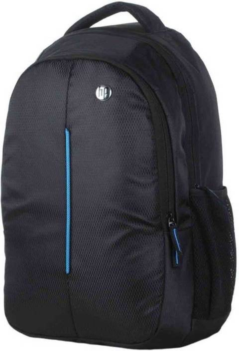 HP 15.6 inch Expandable Laptop Backpack (Black) 25 L Backpack