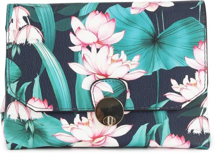 Accessorize Women Casual Multicolor PU Sling Bag