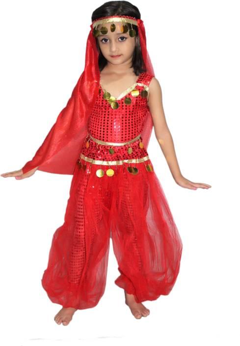 22e3b8a3876b3 Kaku Fancy Dresses Arabian Costume, Indian Dance Traditional Wear ...
