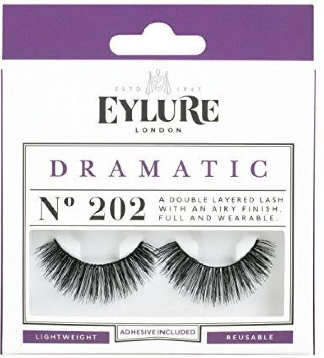 4913b564911 Eylure Naturalites 202 False Eyelashes Lashes - Price in India, Buy ...