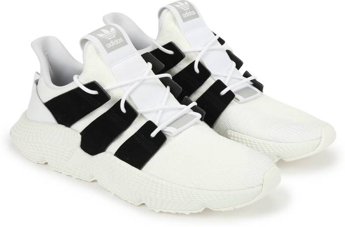 detailed look cfc0c a55ca ADIDAS ORIGINALS PROPHERE Sneakers Shoes For Men (White)