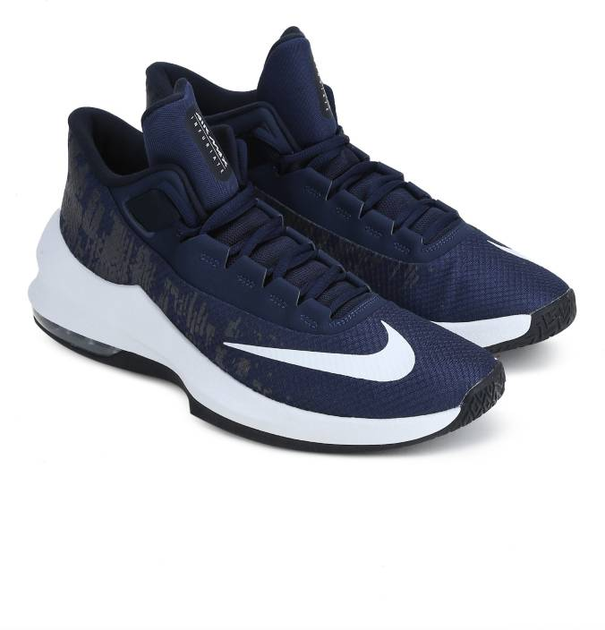 6ef30e993 Nike AIR MAX INFURIATE 2 MID Basketball Shoes For Men - Buy Nike AIR ...