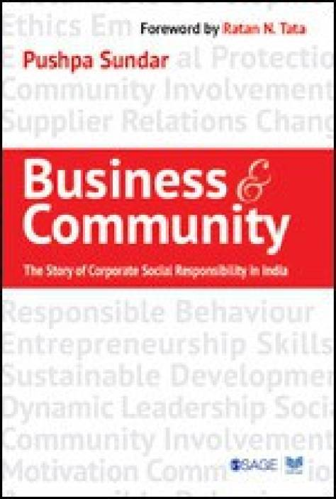 Business and Community: The Story of Corporate Social