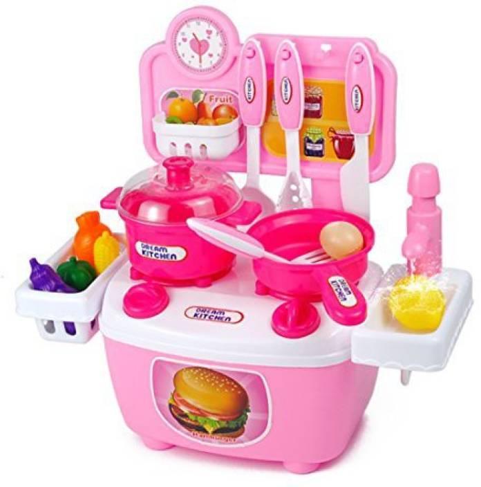Genrc Kitchen Playsets PINCHUANGHUI Children Cooking Play ...