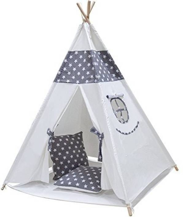 size 40 efe6d 82614 Genrc Touch-Rich 6FT Durable Teepee Kids, Indian Play Tent ...