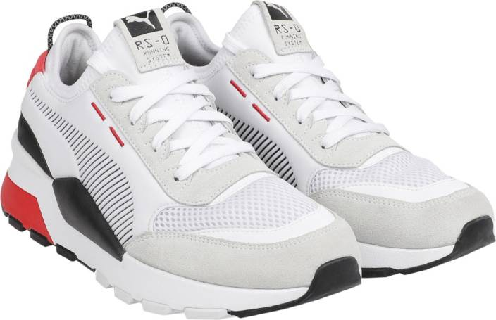 best service 9bb35 e2309 Puma RS-0 Winter INJ TOYS Sneakers For Women (White)