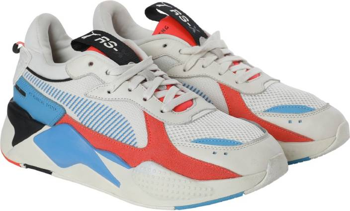 watch e8e2a 53387 Puma RS-X Reinvention Running Shoes For Men (White)