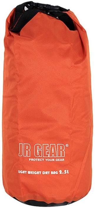 d42b0838770 JR Gear Light Weight Dry Bag 2.5 Ltr Waterproof Backpack (Red