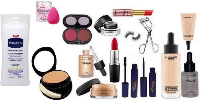 Full Face Makeup Kit For Beginners
