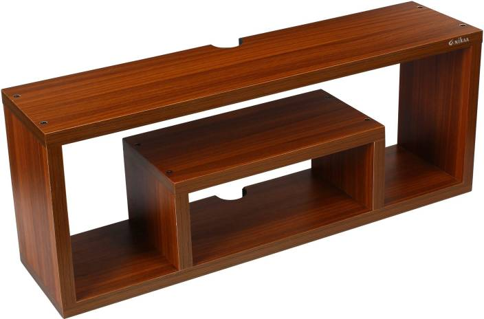 brand new d3a79 a965b Anikaa Aster Wall Mounted Media Console Shelf TV Stand/TV ...