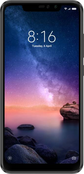 Redmi Note 6 Pro Black 64 Gb Online At Best Price Only On