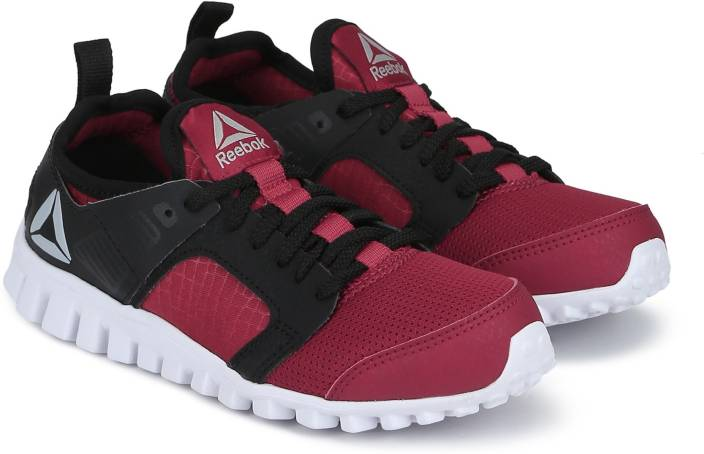 d1ab3908 REEBOK Boys Lace Running Shoes