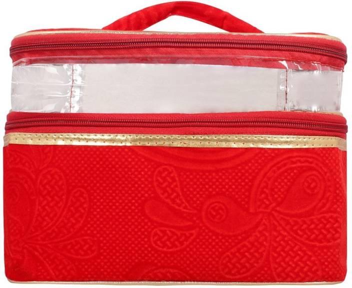 5b86e78535cb Roshiaaz Multipurpose Canvas Zipper pouch   Travel case   Stationery pouch    Money pouch Wallet   Makeup Kit   Jewellery Organizer   Vanity Bag For ...