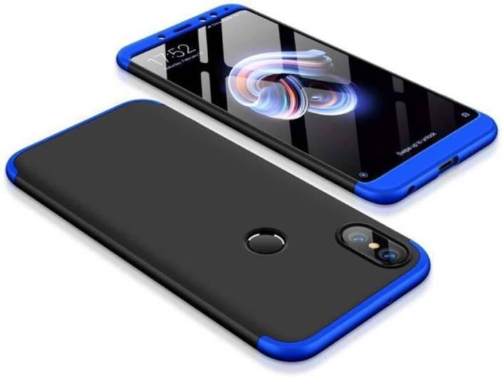 brand new 50ded f0490 Trimanav Front & Back Case for Mi Redmi Note 5 Pro, 100 % Original, (3D 360  Degree Protection,Polycarbonate Slim fit)