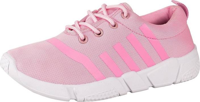 a3d658b4770 DRUNKEN Women s Sports Mesh Pink Running Shoes