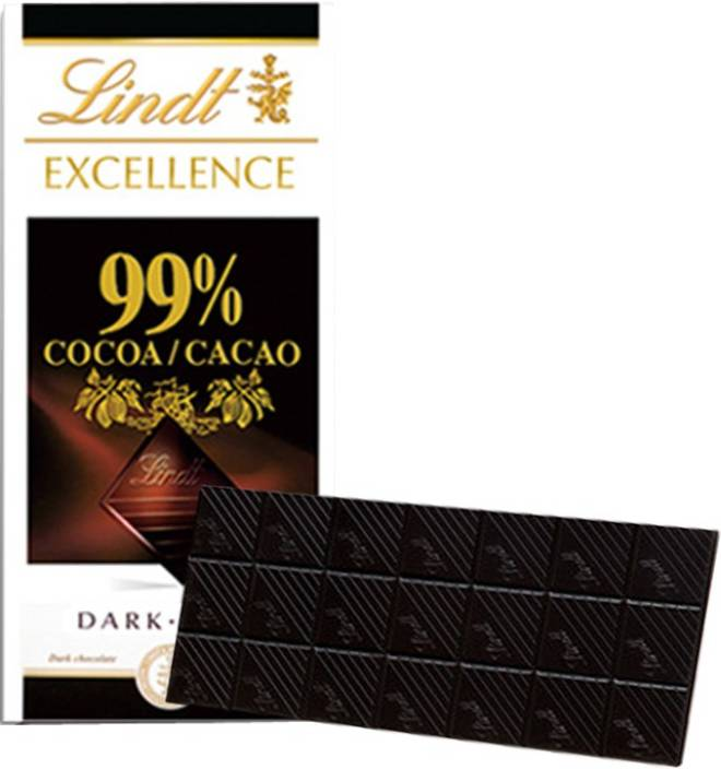 Lindt 99 Cocoa Dark Chocolate Bars Price In India