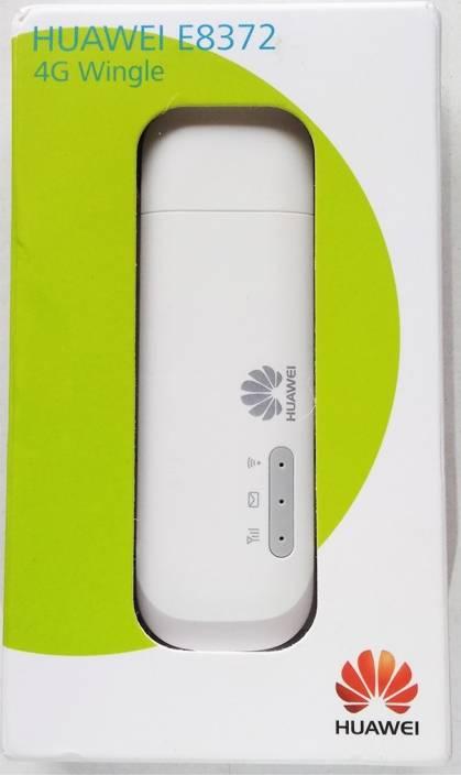 Huawei Latest Wingle E8372 4G Wi-Fi Data Card