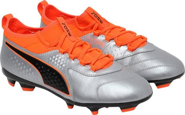 c291ca1a1d59 Puma PUMA ONE 3 Lth FG Football Shoes For Men - Buy Puma PUMA ONE 3 ...