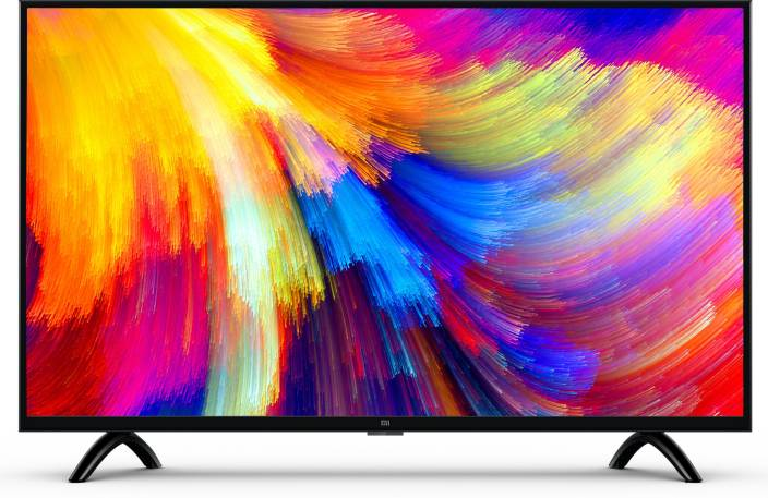 Mi Led Smart Tv 4a 108 Cm 43 Online At Best Prices In India