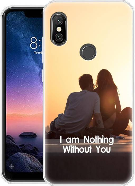 the latest a75ab 12432 Flipkart SmartBuy Back Cover for Mi Redmi Note 6 Pro