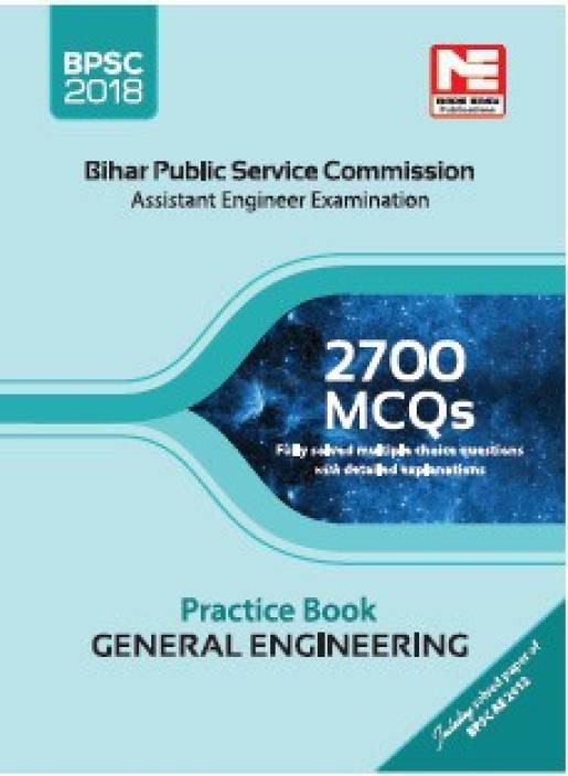 Bihar Public Service Commission Assistant Engineer