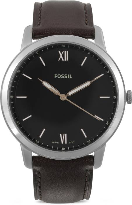 b897fac5b Fossil FS5464 The Minimalist 3H Watch - For Men - Buy Fossil FS5464 The  Minimalist 3H Watch - For Men FS5464 Online at Best Prices in India |  Flipkart.com