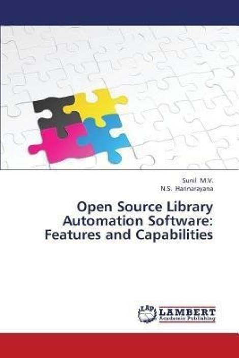 Open Source Library Automation Software: Buy Open Source