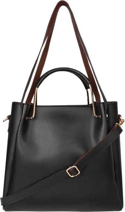 439f6747cc34 Buy Auriel Hand-held Bag Black Online   Best Price in India ...