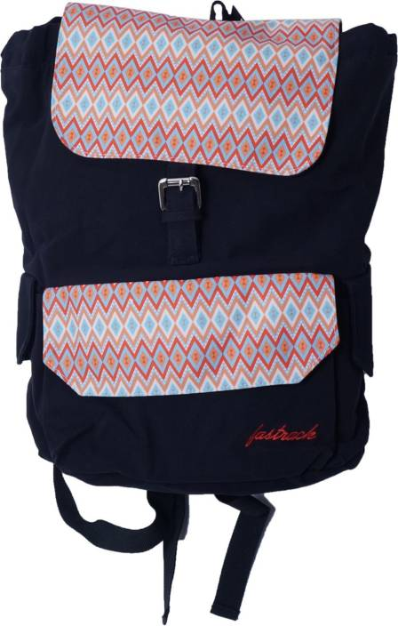 e407fc623084 Fastrack Backpack for women,girls for school,college/Stylish,casual ...