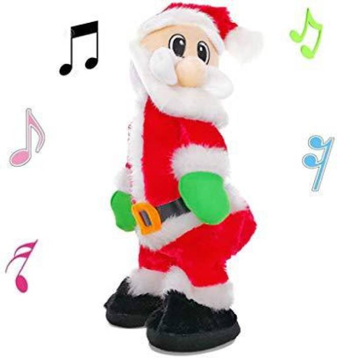 Christmas Dancing Santa.Alimitopia Twerking Santa Electric Toy Christmas Musical