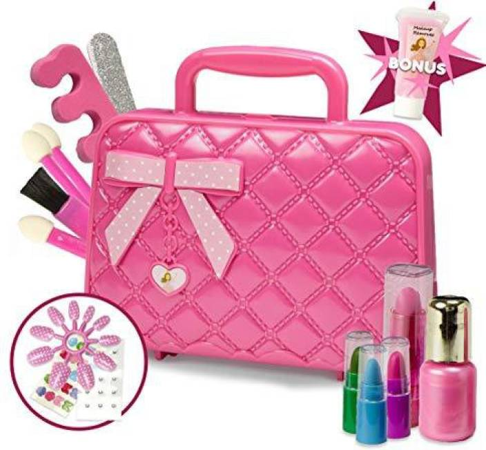 913b47c551d0 Toysical Kids Makeup Kit For Girl - With Make Up Remover | Real ...