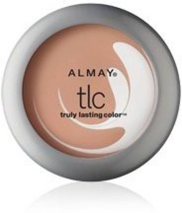 Almay Tlc Truly Lasting Color Compact Makeup Neutral 220 Foundation (Brown)